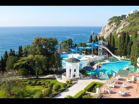 Отель Palmira Palace. Крым. Ялта. Санаторно курортное лечение.