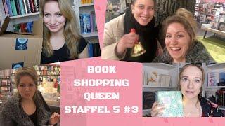 BOOK SHOPPING QUEEN STAFFEL 5 Episode 3 Fremde Welten
