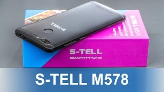 Обзор смартфона S-Tell M578