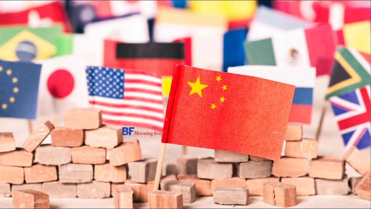 จีนพร้อมก้าวขึ้นเป็นผู้นำโลกแทนที่สหรัฐฯ ที่ทำให้เกิดช่องว่าง