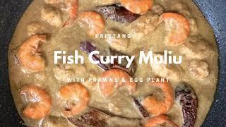 Eurasian Fish Curry Muliu (Molyu)  Margaret&#39s Full Recipe  Absolutely Delicious