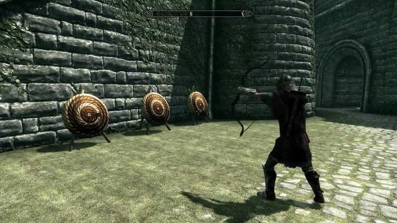 Image result for Infinite Arrow Trick skyrim