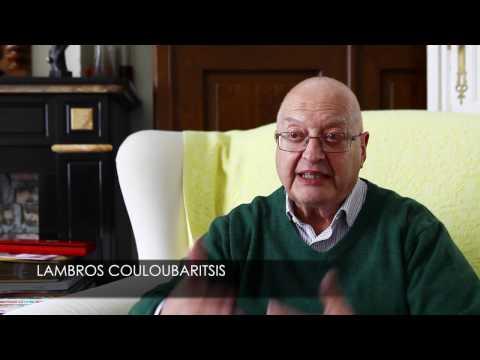 Violences et souffrances humaines - Lambros Couloubaritsis - Les Mardis de la Philo.be - Saison 6