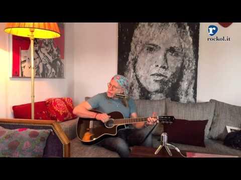 """Elliott Murphy - """"Hangin' out"""" (Live@Rockol)"""