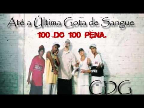 Conexão do Gueto - 100 Dó 100 Pena
