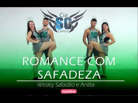 Romance Com Safadeza - Wesley Safadão e Anitta  Coreografia Cia SC Dance