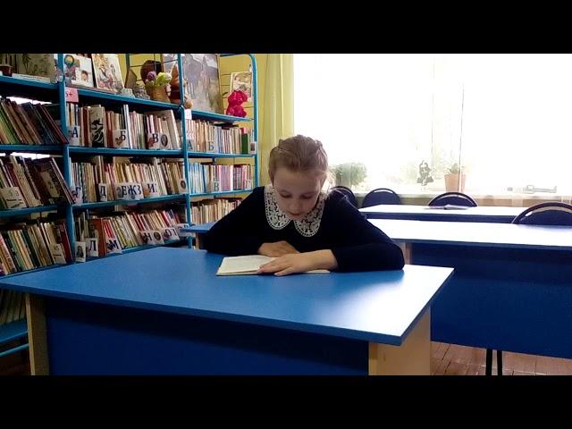 Изображение предпросмотра прочтения – ТатьянаБобина читает отрывок изпроизведения «Козетта» В.Гюго
