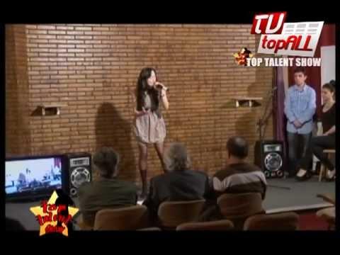DANIELA GRIGORIU - TOP TALENT SHOW