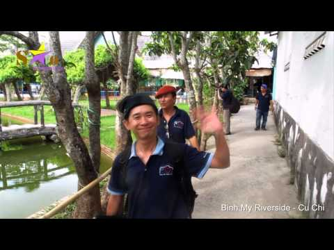 [ Khu Du Lịch Ven Sông Bình Mỹ ] - Củ Chi - Binh My Riverside