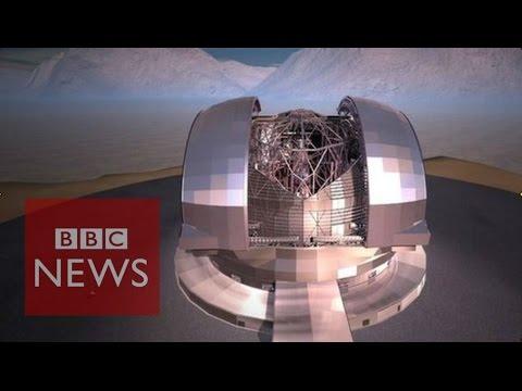 Telescopes of the future - BBC News