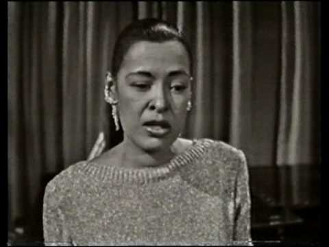 Billie Holiday - I Love You Porgy (Chelsea At Nine) 1959