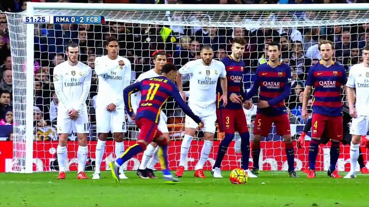 Image result for neymar vs real madrid
