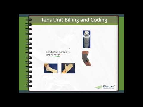 Learn How to Bill, Code and Document for Tens Units and Electrodes