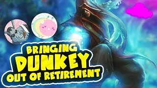 bringing dunkey out of retirement thumbnail
