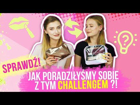 Zamiana kosmetyczek z Weroniką Jaguś!😱 | CHALLENGE
