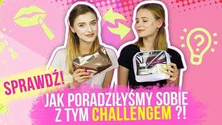 Zamiana kosmetyczek z Weroniką Jaguś! | CHALLENGE