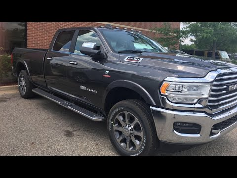 How to use Uconnect and Everything you need to Know About the 2020 Ram Pickup Truck
