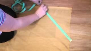 видео Как самой сшить ламбрекены своими руками: секреты и схема работы