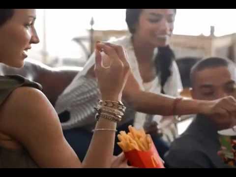 Jayme Vanegas - McDonalds Commercial (spicy chicken mcbites)