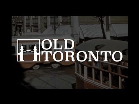 Old Toronto Series: Hidden Along College Street