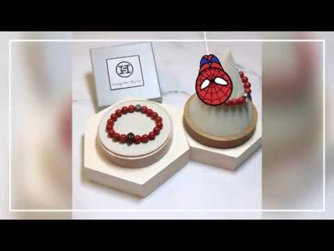 Spider-Man Bracelet | MARVEL SERIES