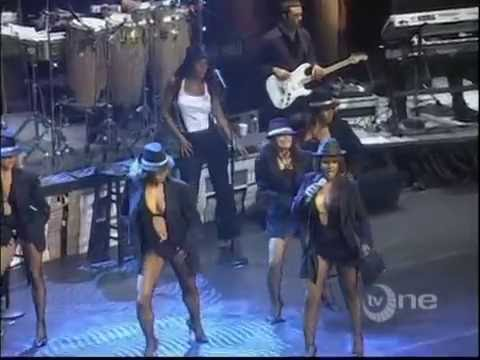 Toni Braxton - PLEASE (Live Tom Joyner Show)