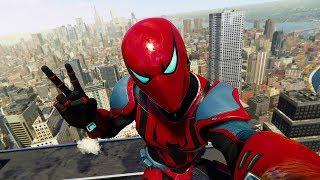 ДРУЖЕЛЮБНЫЙ СОСЕД ЧЕЛОВЕК ПАУК! SPIDER-MAN PS4 #5