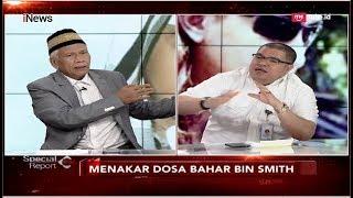 Debat PANAS Razman Arif dan Damai Lubis Terkait Kasus Habib Bahar bin Smith - Special Report 06/12