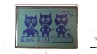 Kolm põrsakest NXT ekraanil, Three Little Pigs