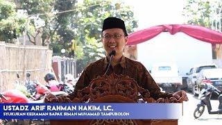 Ceramah Ustadz Arif Rahman Hakim. Lc