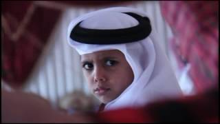 Qatar baby funny video