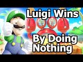 Super Mario Party 〇 Luigi Wins by Doing Absolutely Nothing