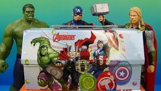 WHAT'S IN THE LUNCH BOX? Mystery Fast Food Toy Review - Episode 7