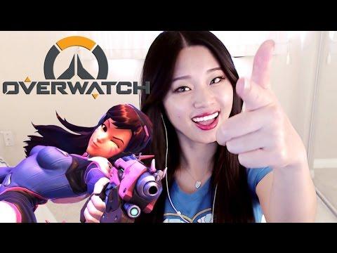 [ASMR Gaming] Overwatch Part 2 (Whispered)