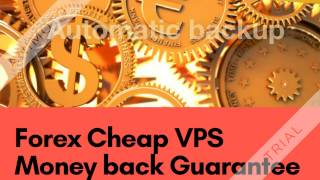 Cheap Forex VPS starting from 5.5$/month