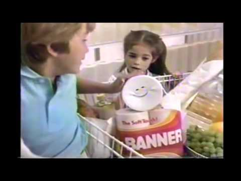 Rebecca Herbst in a commercial from 1984  General Hospital