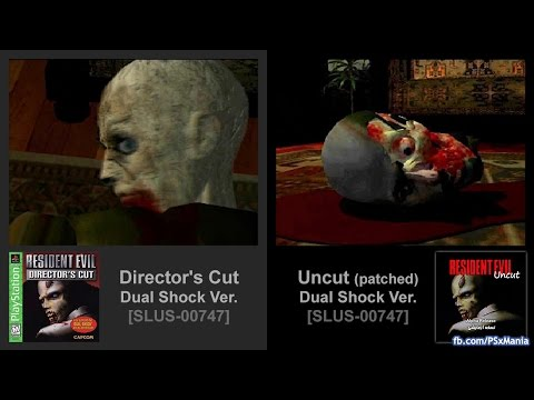 Resident Evil Director
