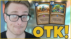 ANYFIN Paladin is BACK! (Nozdormu is NUTS in this Deck?) | Descent of Dragons | Wild Hearthstone
