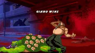 DK Mugen: Giano Vs Jinmen (Now with Audio)