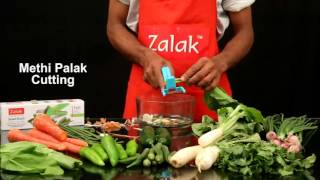 Zalak Vegetable Smart Knife