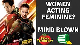 """Antman & The Wasp Should Be Renamed & Is """"Radically"""" Feminine?"""