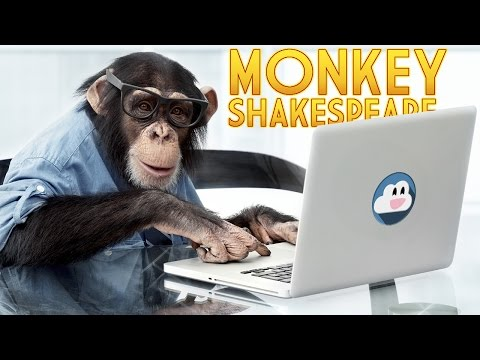 MONKEY SHAKESPEARE!!! |indies with WhiteSky|