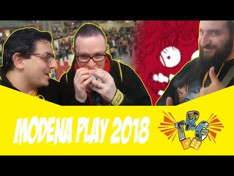 Rolling Gamers [On The Road]--[ModenaPLAY-2018]