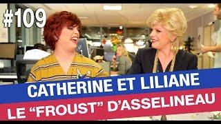"""Catherine et Liliane cherchent un mot français pour le """"Frexit"""""""