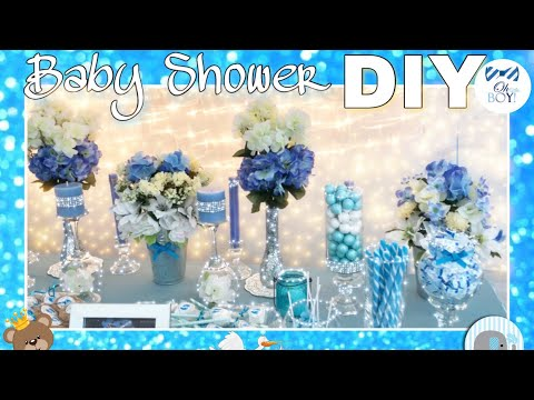 Baby Shower Boy Decoracion.Baby Shower Decorations Decoracion Para Baby Shower Its
