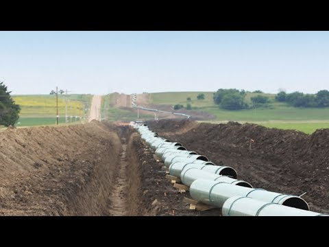 Captivating Encounter Between Pipeline Employees and Indigenous Land Defenders in Northern BC Mp3