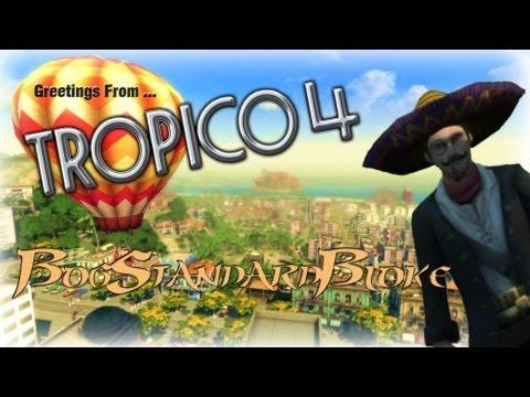 Tropico 4 - Episode 4 - Tourism & Liberty