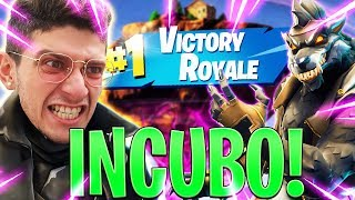 INCUBI ON FORTNITE THAT BRING ME TO THE REAL VITTORY!!