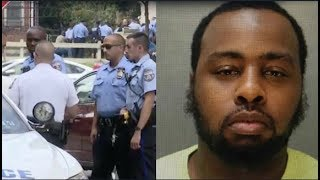 FED UP: Suspect in custody after popping up 6 Philly Cops!