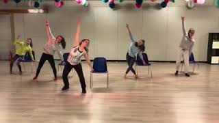 Sia - Snowman Dance Choreography